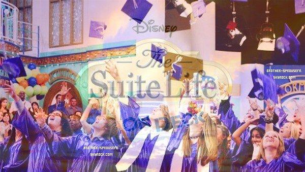 article spécial 1 :The Suite Life Forever ... Et oui voila mon premier article spéciale sur La Vie de Croisière de Zack et Cody ! pour quoi elle va tant nous manquer ..