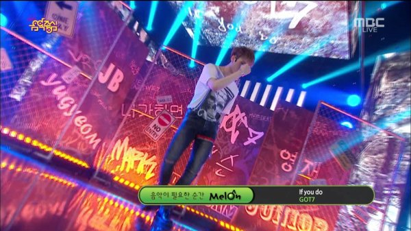 151003 Music Core TS Cuts
