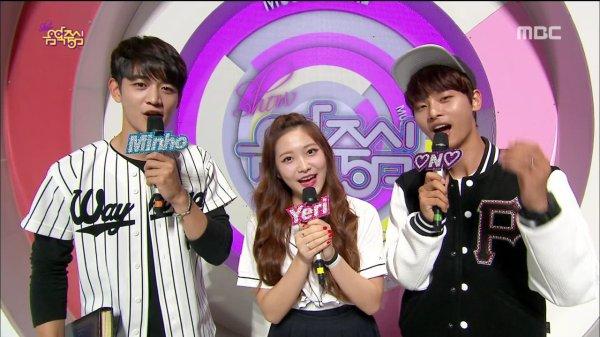 151017 MBC Music Core TS All Cuts