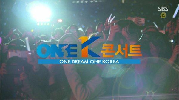 151019 SBS One K Concert TS Cuts