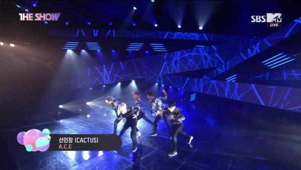 (170529) A.C.E - Cactus TS Download