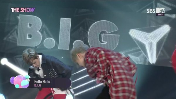 (170529) B.I.G - Hello Hello TS Download