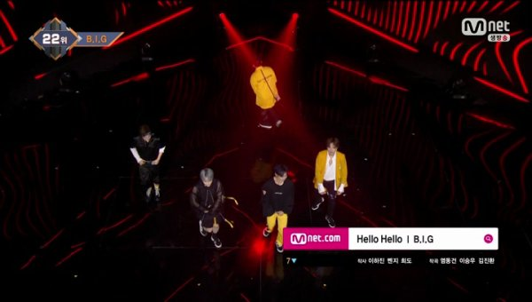 (170612) B.I.G - Hello Hello TS Download
