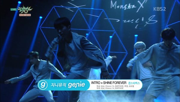(170619) Monsta X - Shine Forever TS Download