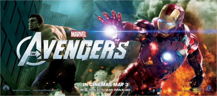 Gagnants Concours Avengers !