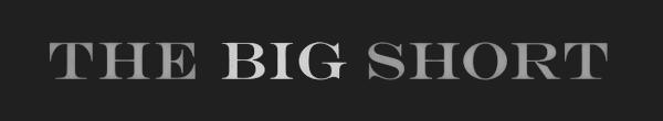 #8 - The Big Short nominations