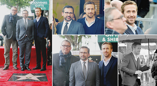 #9 - Steve Carell's Star On The Hollywood Walk Of Fame