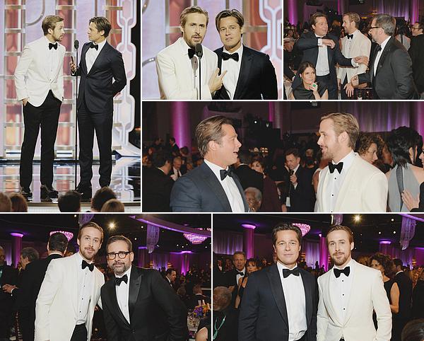 #11 - Golden Globes 2016