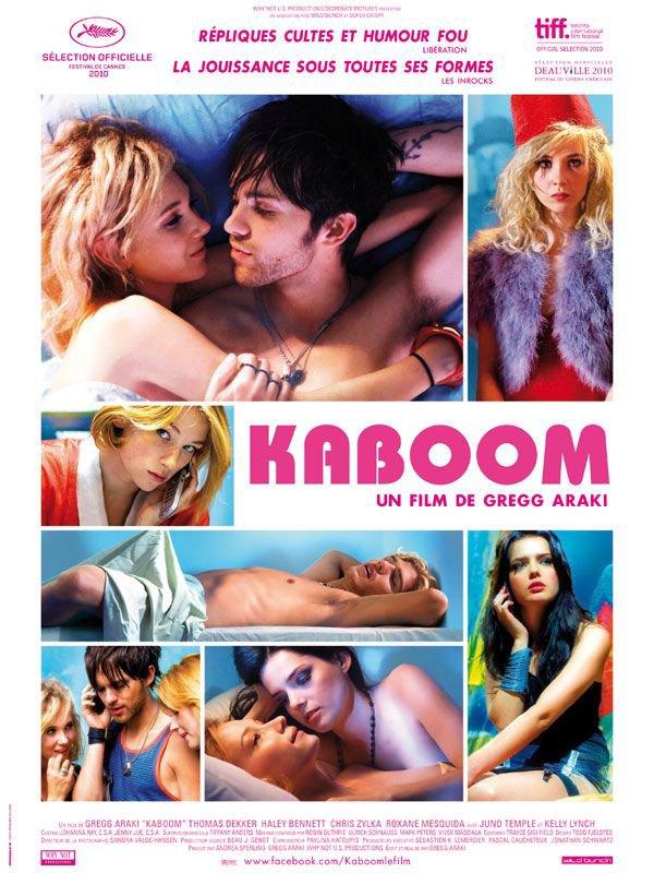 """""""Kaboom""""  la sortie de la semaine en france !"""