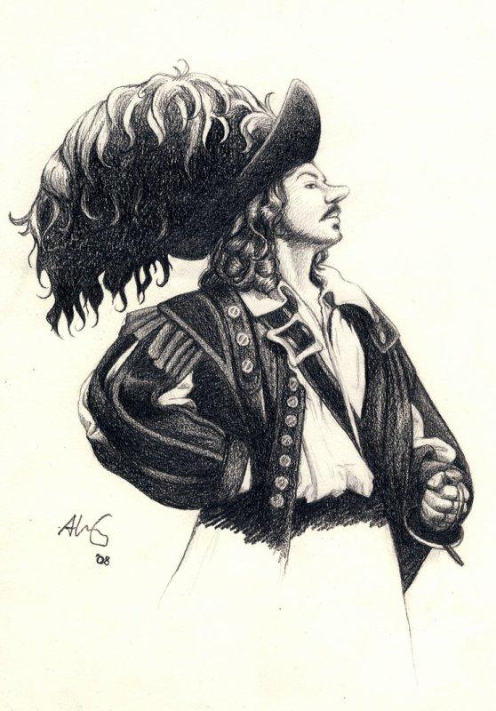 Cyrano de bergerac , la tirade des non-merci ou préférer l'honneur la vérité et l'amour  a l'argent  la servitude et l'obéissance !