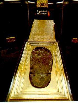 la tombe de notre prophète mohamèd salla la walli wasalam