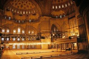 une mosquée dans un pays arabe