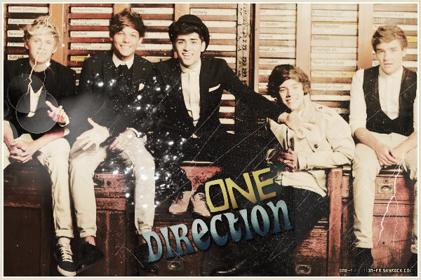 ONE-DIRECTION-FR  ● Ta source sur le meilleur groupe One Direction !