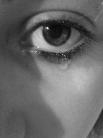 La gaitée de mon visage  ne montre pas la tristesse de mon coeur... :'(