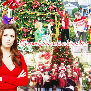 ________________________________________________________________ ❧ __DESPERATE HOUSEWIVES ~ Saison 4