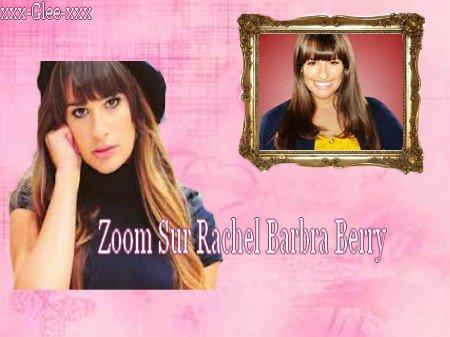 Zoom sur Rachel Barbra Berry  #Quinny