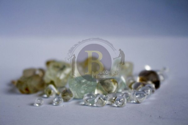 ROUGH DIAMONDS FOR SALE - BOKONDO MINING COMPANY