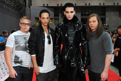 (8686): Katy Perry vole le nom des fans de Tokio Hotel.