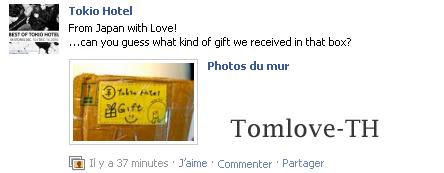 (8852): Facebook - Tokio Hotel