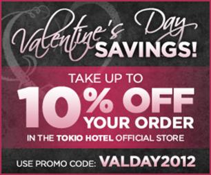 » ♥ Offre de la Saint-Valentin ! ♥