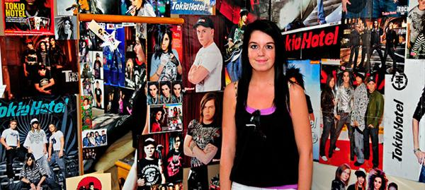 Tokio Hotel Fan Shop