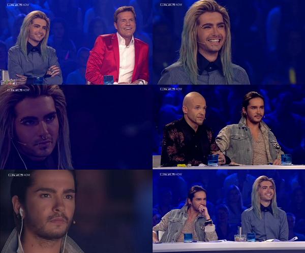 » 04.05.2013 - RTL : Deutschland sucht den Superstar 2013 : Live Show #8