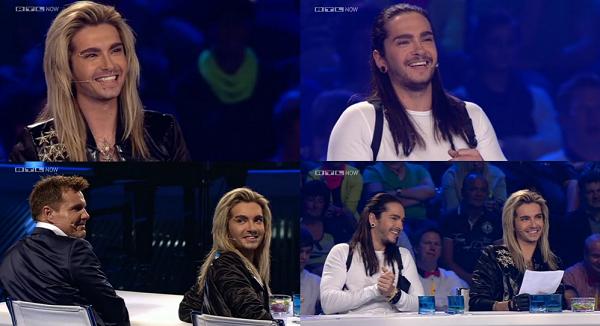 » 11.05.2013 - RTL : Deutschland sucht den Superstar 2013. Live Show : La finale