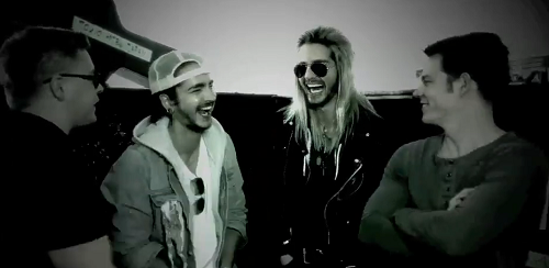 » Facebook - Tokio Hotel : Traduction de la vidéo.