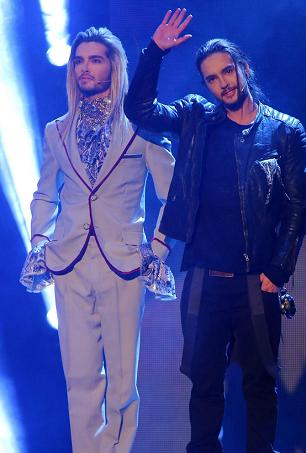 » Tokio Hotel: Bill et Tom entre style de mode différent!