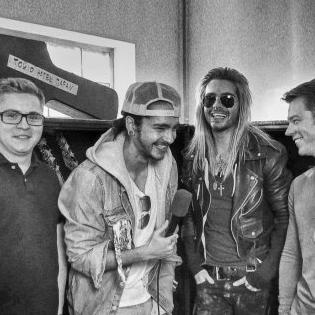 » MTV EMA 2013 : Tokio Hotel est nominé
