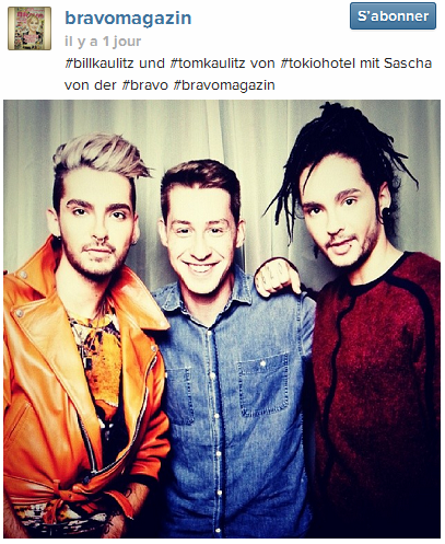 » Instagram - bravomagazin