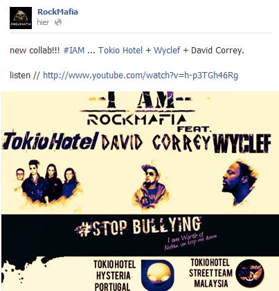 » Facebook - RockMafia