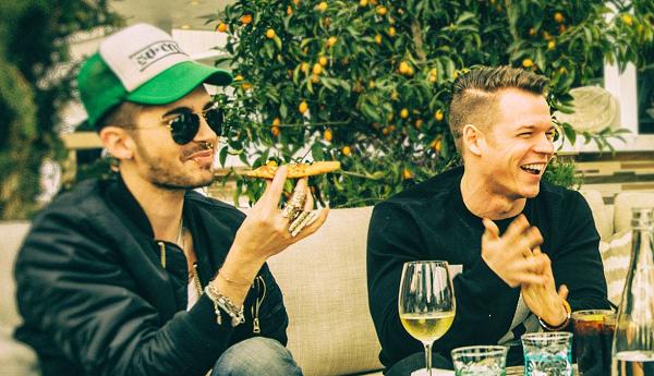 » Tokio Hotel à nouveau réunis après trois ans