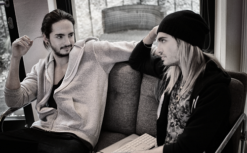 » Tokio Hotel : le groupe fait son grand retour