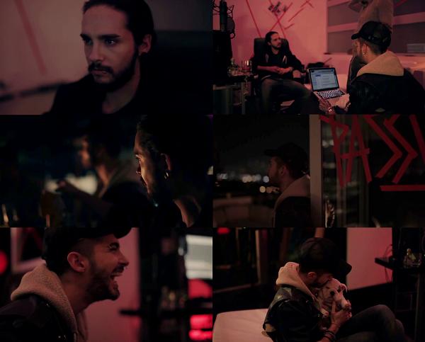 » Tokiohotel.com - Blog : Tokio Hotel 2014 Album Short Studio Teaser
