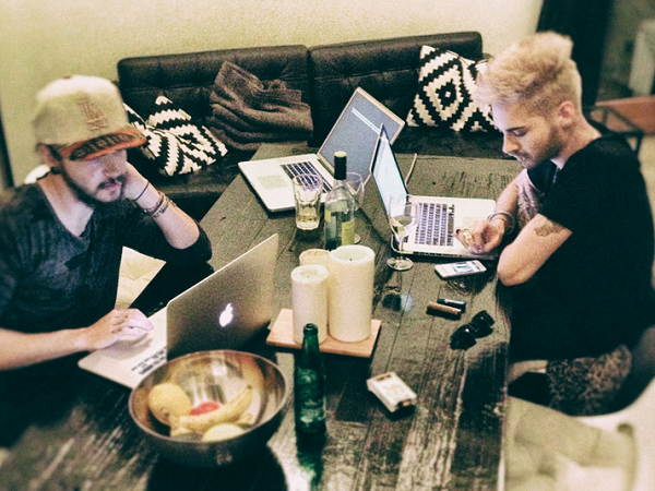 » 07 avril 2014 - Tokiohotel.com : Blog