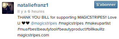 » Instagram - nataliefranz1