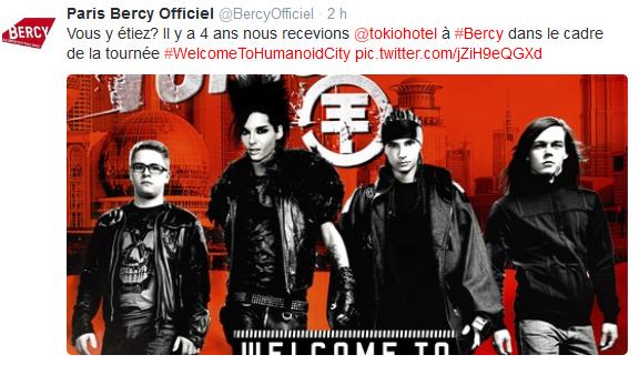 » Twitter - Paris Bercy Officiel