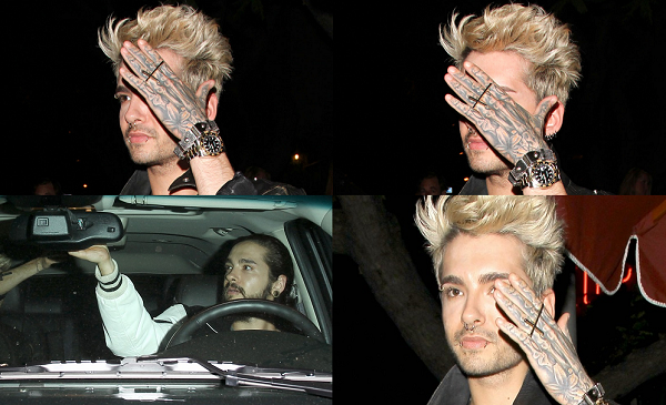 » 08.05.2014 - Hooray Henry's Nightclub à West Hollywood (USA)