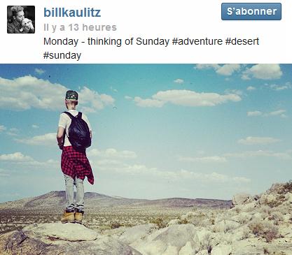 » Instagram – billkaulitz