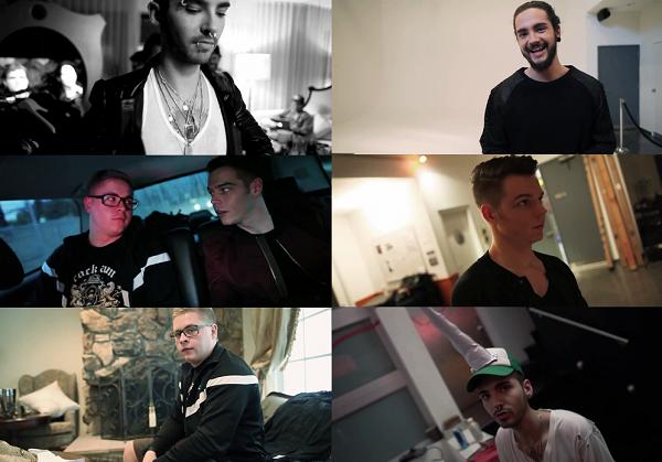 » Tokio Hotel TV 2014 - Nouvelle saison  : Bande-annonce
