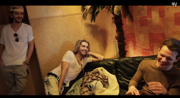 » Tokio Hotel TV 2014 [Episode 01] 'The Boys Are Back In Town'