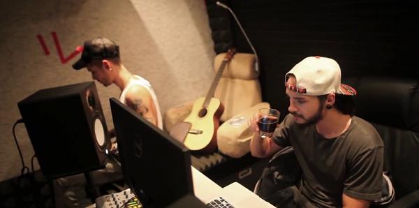 » Tokio Hotel de retour : découvrez les coulisses du nouvel album !