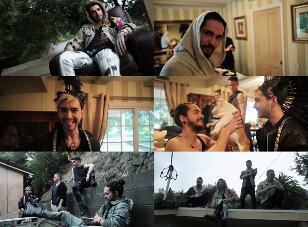 » Tokio Hotel TV (Episode 03) : 'Tom, Do Your f*'n Job - You're My Assistant'