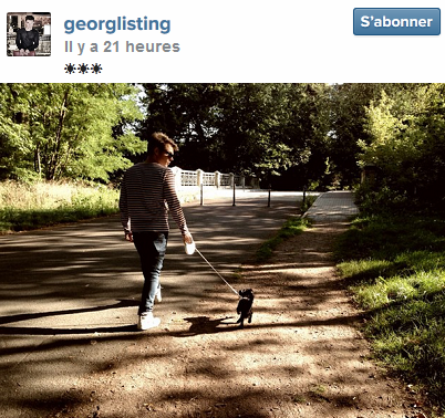 » Instagram - georglisting