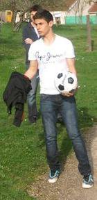Toi & le foot ... quel histoire ;) <3
