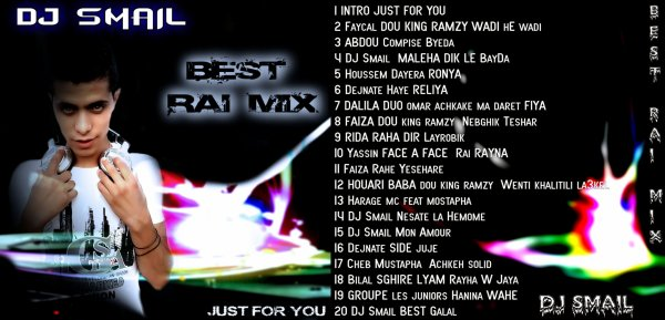 DJ SMAIL BEST RAI MIX