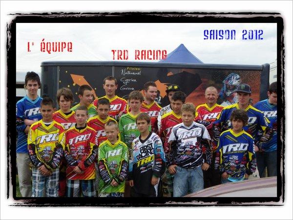 l' équipe TRD Racing