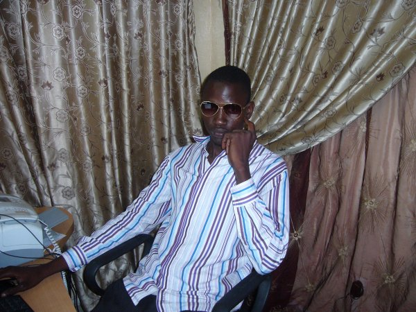 zen mmy name its elhadje the surname sinik