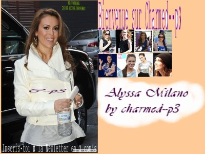 alyssa milano et sa collection de vètements!!!!